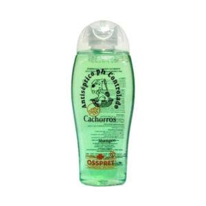 Osspret Pack Shampoo Para Cachorros (botella de 250cm3) x 2 Unidades
