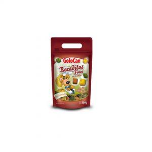 GoloCan Pack Bocaditos Jamón Queso y Espinaca 500 gr 2 Unidades