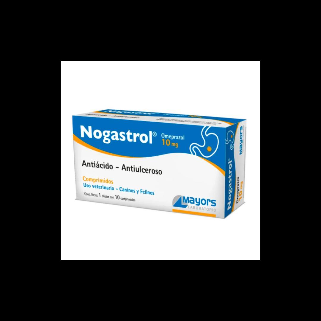 Nogastrol 10 Comprimidos