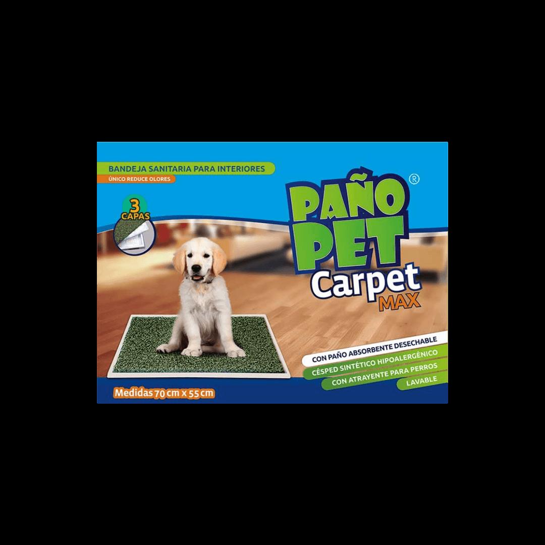 Paño Pet Carpet Max bandeja sanitaria 70x55 cm