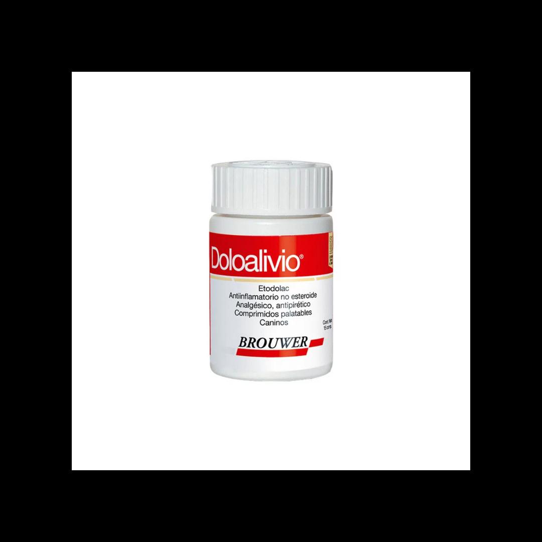 Doloalivio 15 Comprimidos Palatables