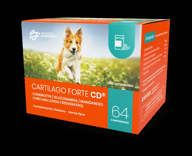 Cartilago Forte CD