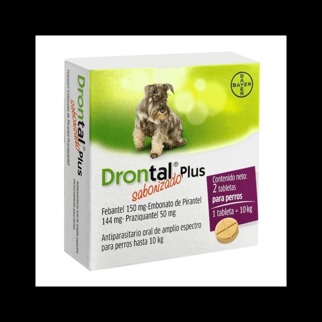 Drontal PLUS x 2 Comprimidos