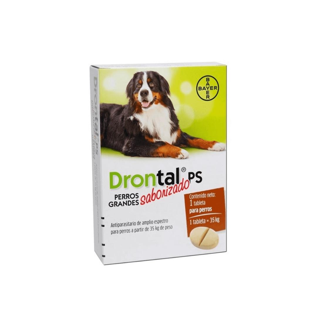 Drontal PLUS 35 Kg x 1 Comprimido