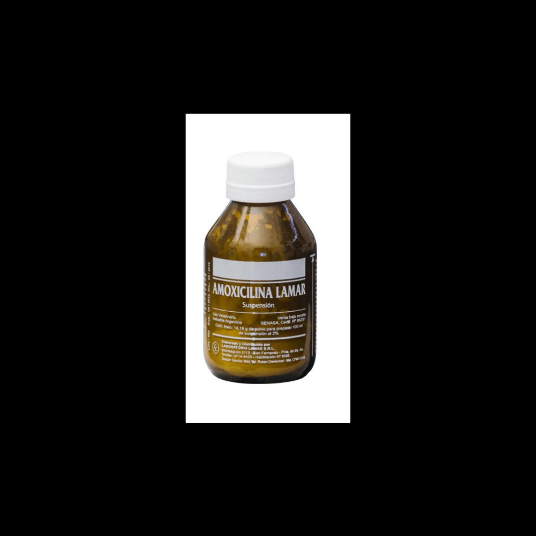 Amoxicilina Suspensiòn 20mg x 100ml