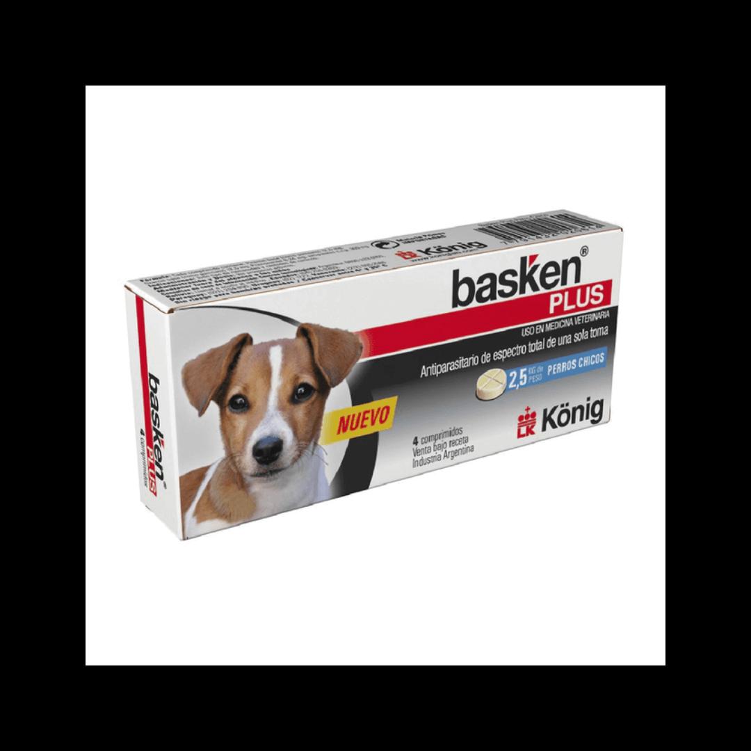 Basken PLUS 10 X 2,5Kg
