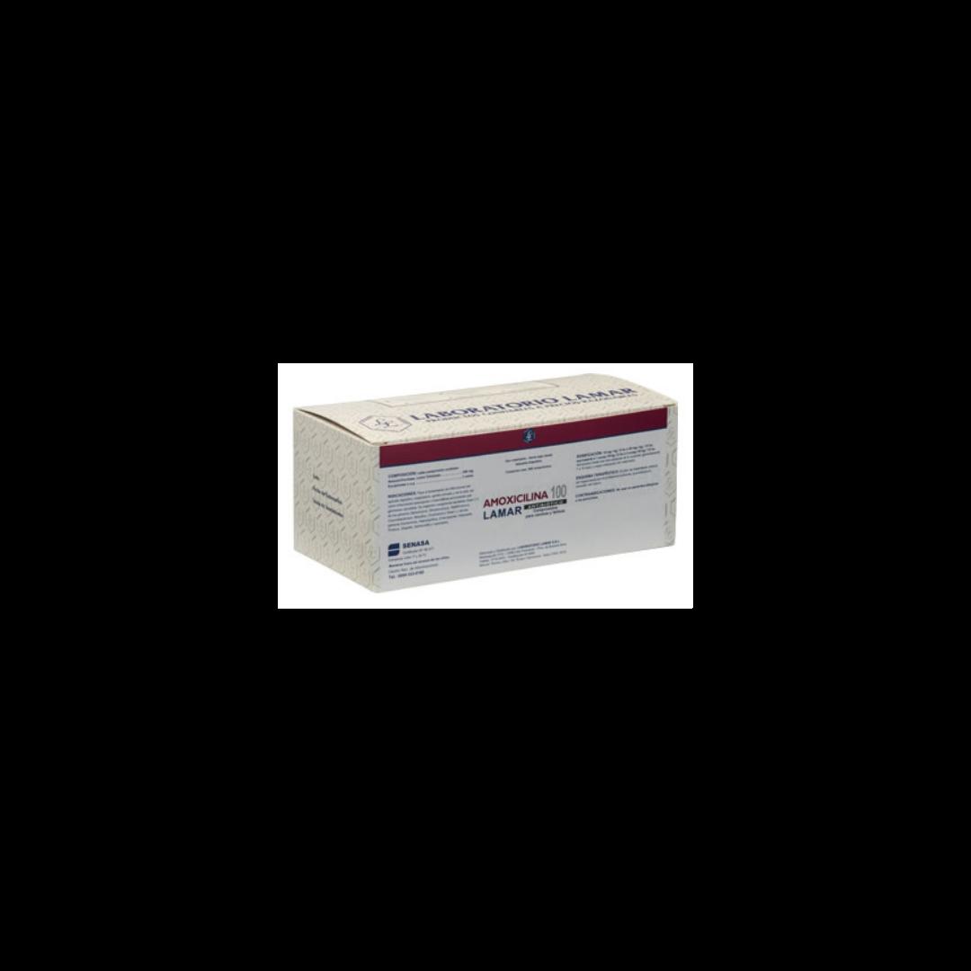 Amoxicilina 100mg x 500 Comprimidos